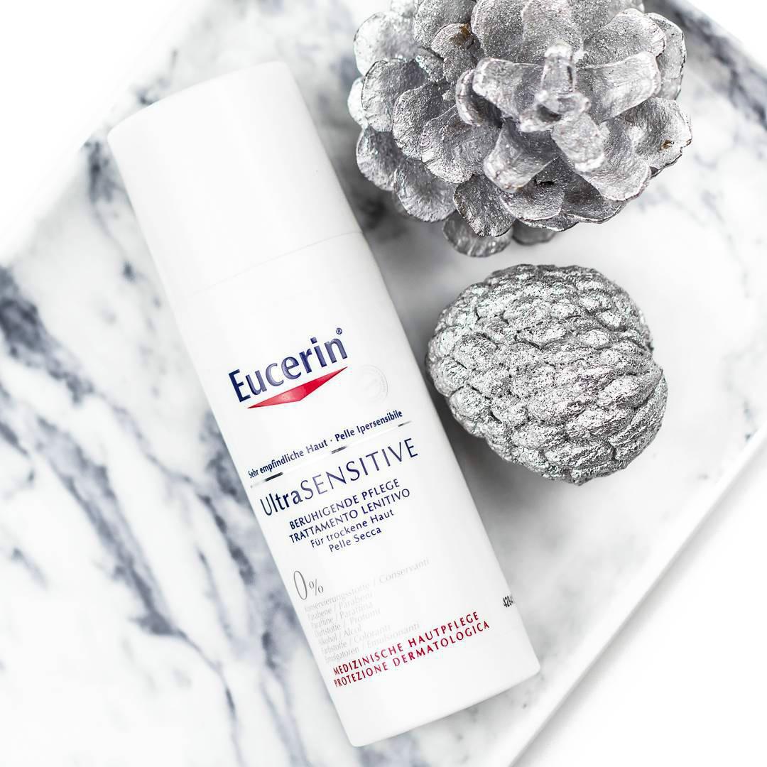 【德国BA】【历史低价】Eucerin 优色林极敏感肌肤深层舒缓修护霜 50ml