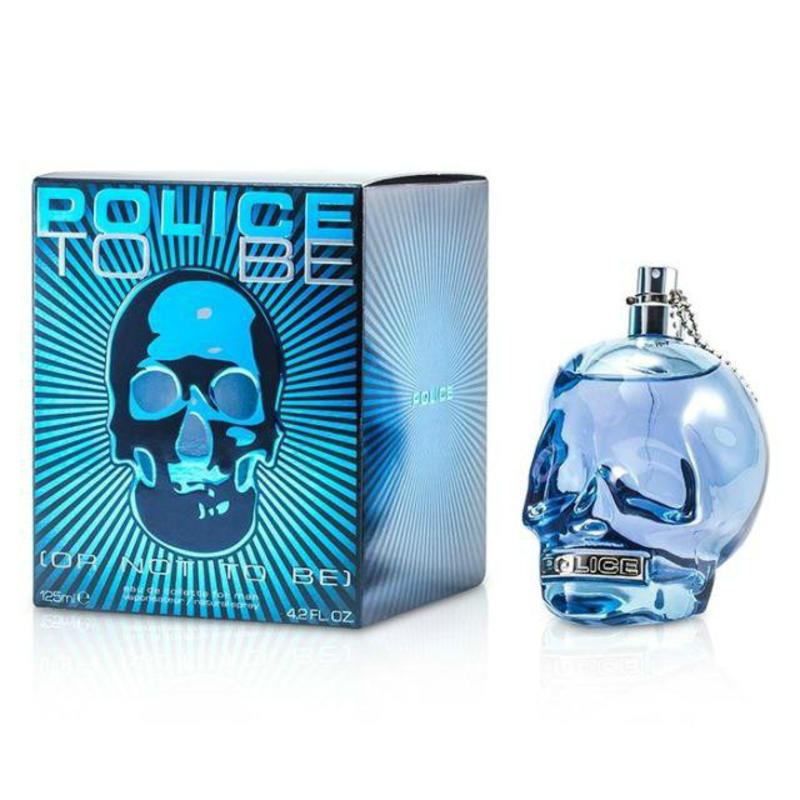【荷兰DOD】Police To Be 警察骷髅头 男士淡香水男士淡香水125ml EDT Spray
