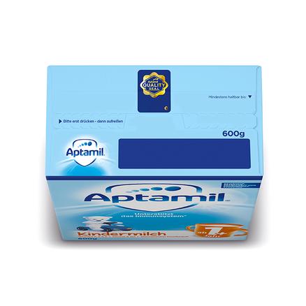 Aptamil爱他美幼儿配方奶粉1+段(1岁以上)600g