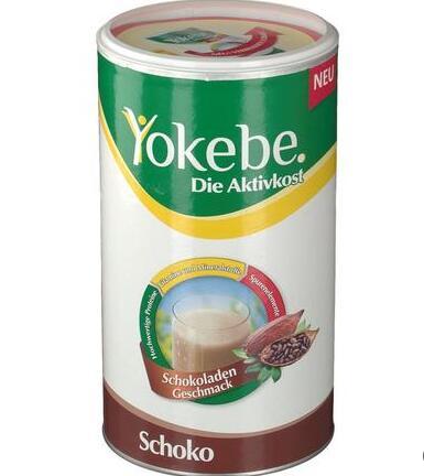 Yokebe 天然健康有效活性纤体代餐蛋白质粉 500g