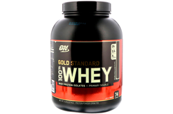 Optimum Nutrition 100% 乳清蛋白 黄金标准 浓郁巧克力味(2.27 千克)