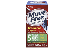 Move Free 氨糖软骨素 关节健康 包衣片(120 粒)