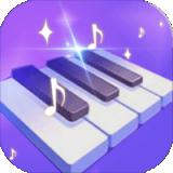 梦幻钢琴白块