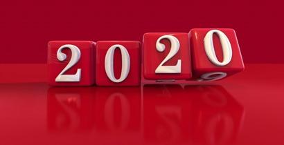 你好2020唯美图片大全 再见2019拥抱未来
