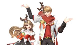 一起来捉妖圣诞节活动介绍