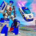 警察机器人大战
