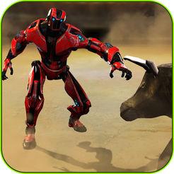 公牛机器人