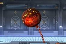 CF手游铁链锤赤焰武器评测